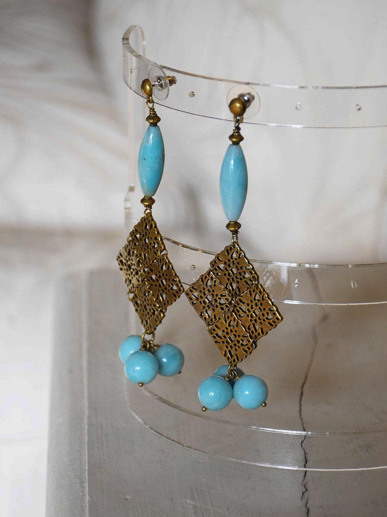 boucles-d-oreilles-versailles-création-de-bijoux-par-les-délires-de-lolotte